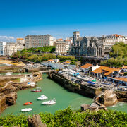 Car hire Biarritz