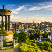 Car hire Edinburgh