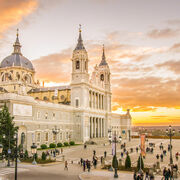 Car hire Madrid