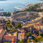 Car rental Pula