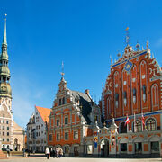 Car hire Riga