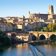 Car rental Toulouse